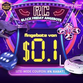 Black Friday RC Angebote Coupons - Banggood