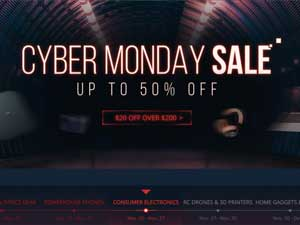 Gearbest Cyber Monday Black Friday