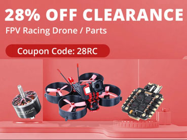 Banggood Clearance Sale FPV Racing Drone