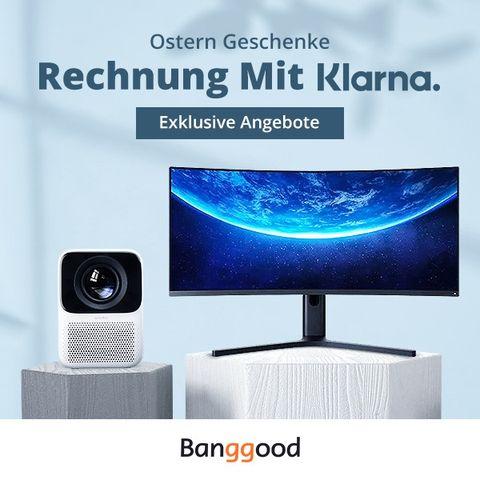 Banggood 0% Finanzierung mit Klarna