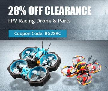 Banggood Clearance Sale FPV Racing Drone